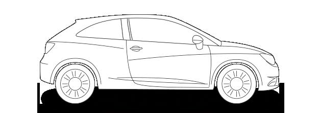 Kfz-Versicherung Seat Ibiza