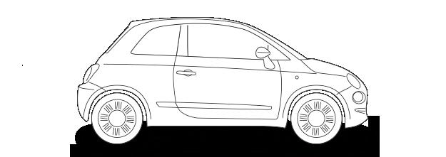 Kfz-versicherung Fiat 500