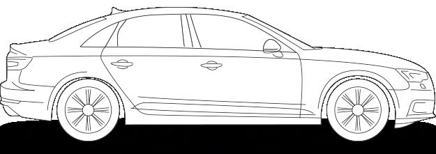 Kfz-Versicherung Audi A4