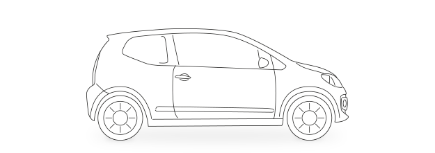 Kfz-Versicherung VW up