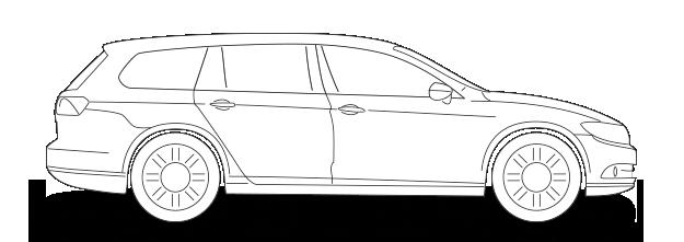 Kfz-Versicherung VW Passat