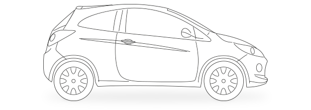 Kfz-Versicherung Ford Ka/Ka+