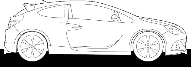 Kfz-Versicherung Opel Astra